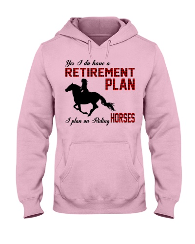 horse retirement plan