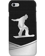 snowboard inox case Phone Case i-phone-7-case