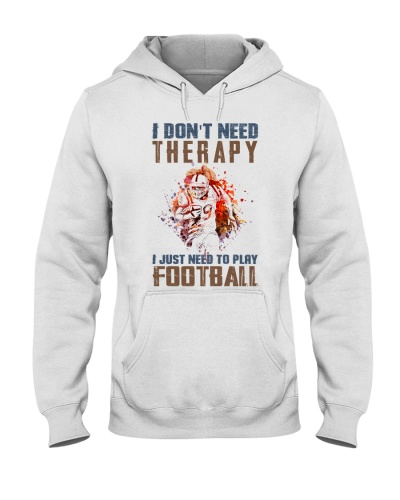 I don't need therapy - football