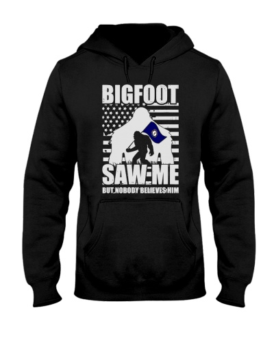 Bigfoot saw me but nobody believes him - Kentucky