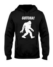 Bigfoot gotcha Hooded Sweatshirt front