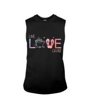 Live love cruise - BS Sleeveless Tee thumbnail