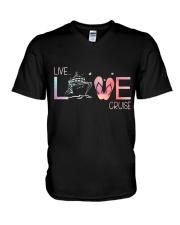 Live love cruise - BS V-Neck T-Shirt thumbnail