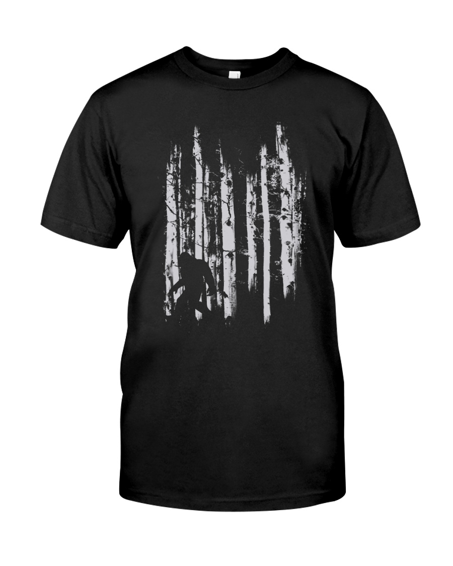 Bigfoot in the forest - Big sale Classic T-Shirt
