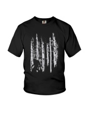Bigfoot in the forest - Big sale Youth T-Shirt thumbnail