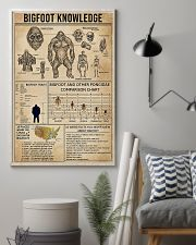 Bigfoot and other 11x17 Poster lifestyle-poster-1