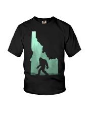 Bigfoot Idaho Youth T-Shirt thumbnail