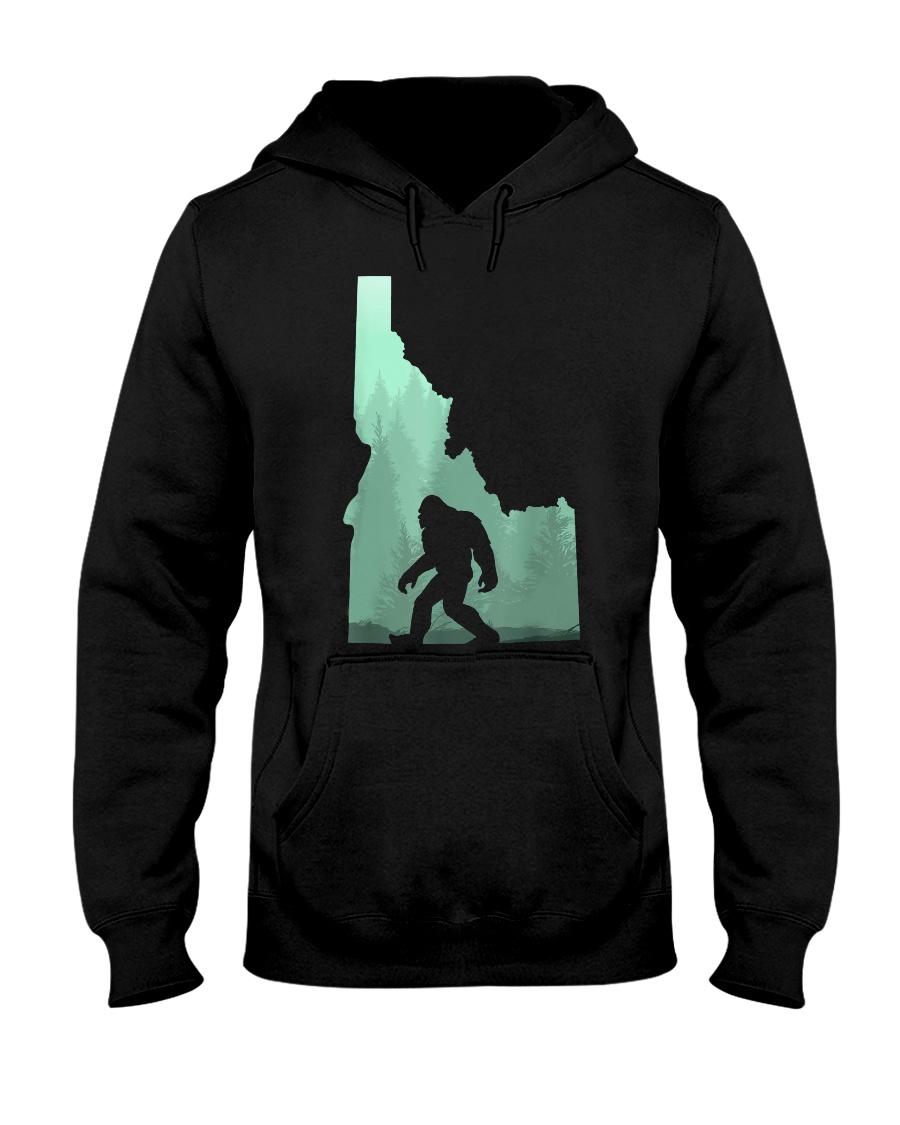 Bigfoot Idaho Hooded Sweatshirt