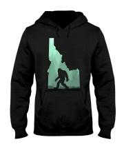 Bigfoot Idaho Hooded Sweatshirt front