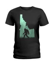 Bigfoot Idaho Ladies T-Shirt thumbnail