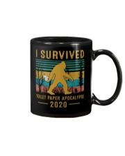 I survived Toilet paper apocalypse Mug thumbnail