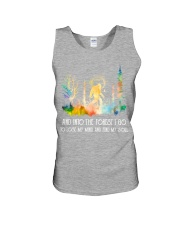 And Into the Forest I Go To Lose My Mind Unisex Tank thumbnail