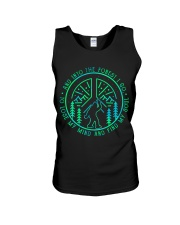Into The Forest Bigfoot Unisex Tank thumbnail
