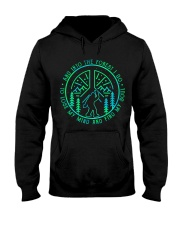 Into The Forest Bigfoot Hooded Sweatshirt thumbnail