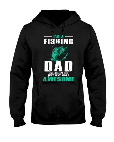 I'm a fishing dad