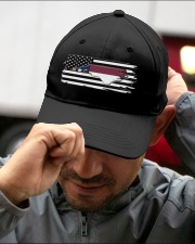 American and North Carolina map 9993 0037 Embroidered Hat garment-embroidery-hat-lifestyle-01