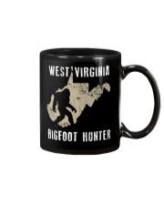 West Virginia Bigfoot Hunter Mug thumbnail