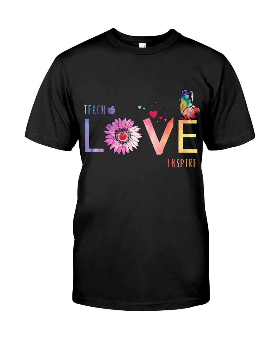 Love Teach Classic T-Shirt