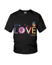 Love Teach Youth T-Shirt thumbnail
