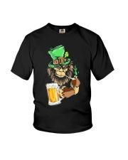 Bigfoot Beer Patrick Day Youth T-Shirt thumbnail