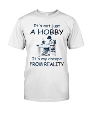 It's not just a hobby - Quilting Classic T-Shirt thumbnail
