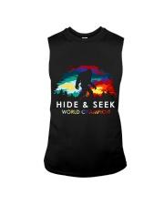 Bigfoot Hide And Seek Seven Colors sale Sleeveless Tee thumbnail