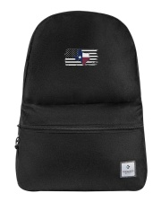 American and Texas map 9993 0037 Backpack thumbnail