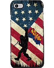 Bigfoot Arizona oop 0037 Phone Case i-phone-8-case