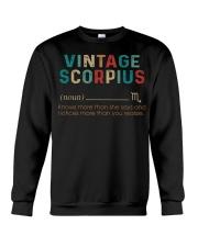 Vintage Scorpius Crewneck Sweatshirt thumbnail