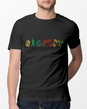 Vintage Bigfoot Classic T-Shirt lifestyle-mens-crewneck-front-13