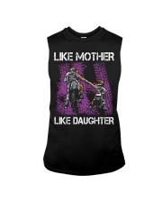 Like mother like daughter motorcross Sleeveless Tee thumbnail