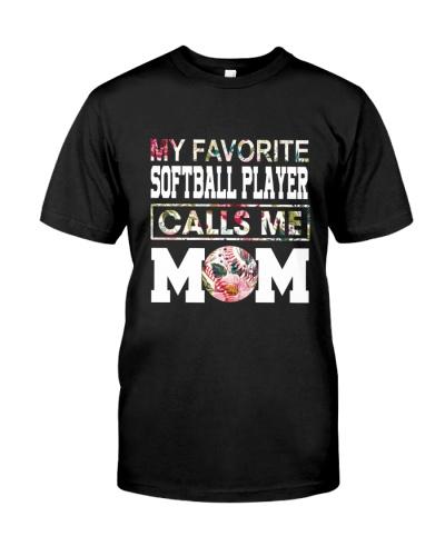 Softball player calls me mom