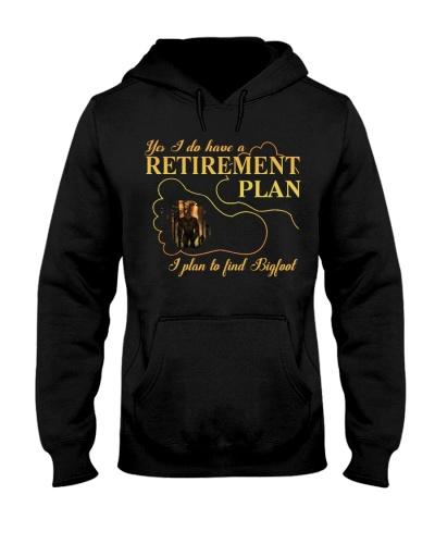 Bigfoot Reitrement Plan