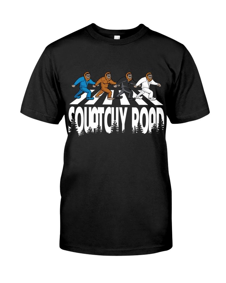 Squatchy Road sale Classic T-Shirt