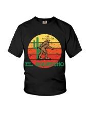 Bigfoot el squatcho Youth T-Shirt thumbnail