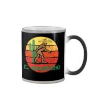 Bigfoot el squatcho Color Changing Mug thumbnail