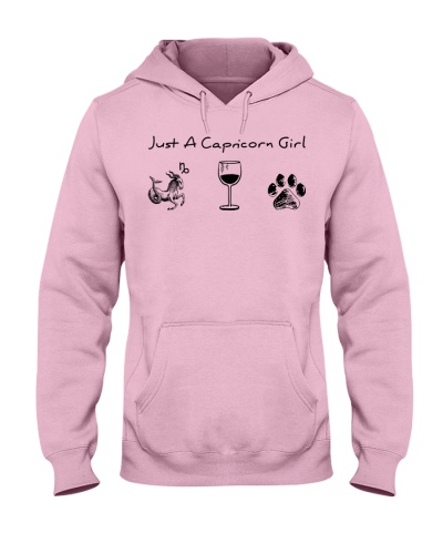 Capricorn just a girl