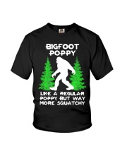 Bigfoot Poppy Youth T-Shirt thumbnail