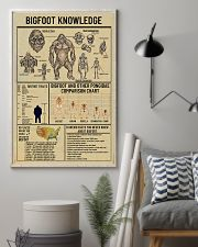 Bigfoot Knowledge 2 11x17 Poster lifestyle-poster-1
