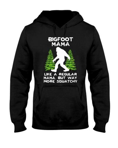 Bigfoot mama