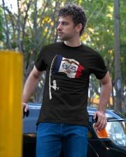 Fishing rod Iowa 0037 Classic T-Shirt apparel-classic-tshirt-lifestyle-front-44