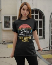 Ich Wohn Mobil Classic T-Shirt apparel-classic-tshirt-lifestyle-19
