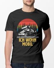 Ich Wohn Mobil Classic T-Shirt lifestyle-mens-crewneck-front-13