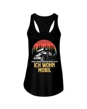 Ich Wohn Mobil Ladies Flowy Tank thumbnail