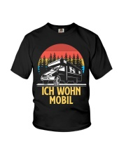 Ich Wohn Mobil Youth T-Shirt thumbnail
