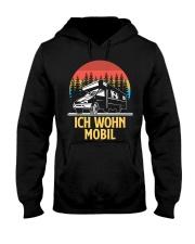 Ich Wohn Mobil Hooded Sweatshirt thumbnail