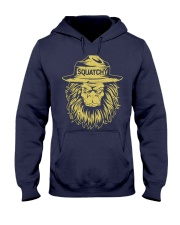 Bigfoot Squatchy Hooded Sweatshirt front