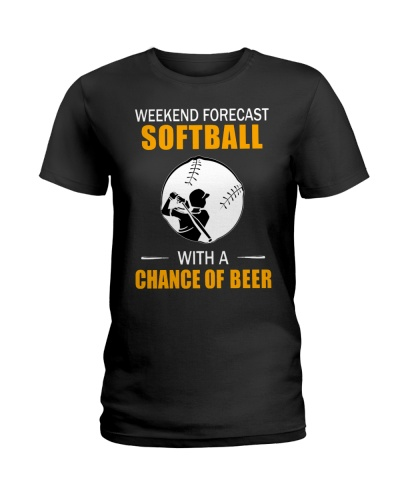 Weekend Forecast Softball With A Chance Of Beer