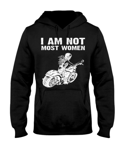 Motorcycle I am not most women PT