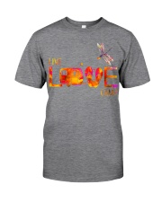 Camping live and love Classic T-Shirt thumbnail